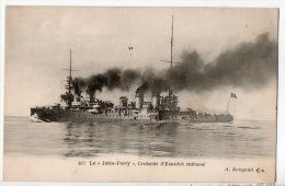 """LE """" JULES FERRY """" CROISEUR D´ESCADRE CUIRASSÉ - Réf. N°8298 - - Warships"""