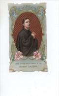 SANTA  GEMMA  GALGANI , Santini  , Holy  Card - Santini