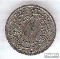 Ägypten KM-Nr. : 289 1293 /28 Sehr Schön Kupfer-Nickel Sehr Schön 1293 1/10 Qirsh Tughra - Aegypten