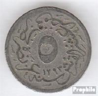 Ägypten KM-Nr. : 291 1293 /10 Sehr Schön Kupfer-Nickel Sehr Schön 1293 5/10 Qirsh Tughra - Aegypten