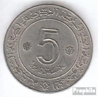 Algerien KM-Nr. : 105 1972 Typ A Sehr Schön Nickel Sehr Schön 1972 5 Dinars FAO - Algerien