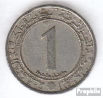 Algerien KM-Nr. : 112 1983 Sehr Schön Kupfer-Nickel Sehr Schön 1983 1 Dinar Unabhängigkeit - Algerien