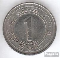 Algerien KM-Nr. : 117 1987 Sehr Schön Kupfer-Nickel Sehr Schön 1987 1 Dinar Unabhängigkeit - Algerien