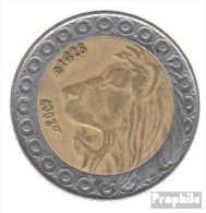 Algerien KM-Nr. : 125 1999 Sehr Schön Bimetall Sehr Schön 1999 20 Dinars Löwe - Algerien