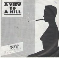 Dj S  Factory : View To A Kill   / Dream Killer  - Rush Records 7011 - Disco, Pop