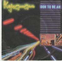 Kajagoogoo : Ooh To Be AH  / Animal Instincts  -  EMI Records 006-07 727 - Disco, Pop