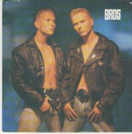 Bros  : Chocolate Box  / LIfe`s A Heartbeat  -  CBS 655332 7 - Disco, Pop