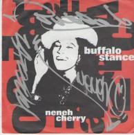 Neneh Cherry  : Buffalo Stance   / Buffalo Stance (Electro Ski Mix) -  VIrgin 111 923 - Disco, Pop
