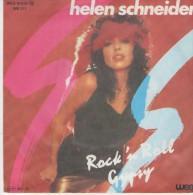 Helen Schneider   : Rock`n Roll Gipsy  / Don`t Let Me Be Misunderstood  -  WEA Records 18 830 - Disco, Pop