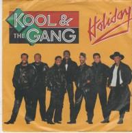 Kool And The Gang  : Holiday  / Holiday (Jam Mix)   - Metronome 888 751 - 7 - Disco, Pop
