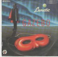Gazebo : Lunatic   / Lunatic (instrumental)   - Baby Records 1654527 - Disco, Pop