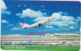 AIRPLANE - JAPAN-009 - JAL - AIRLINE - 110-011 - HANEDA AIRPORT - Avions