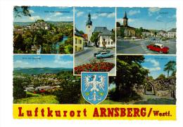 Allemagne: Arnsberg, Hotel Gaststatte Zur Krim, Paul Messner (15-757) - Arnsberg