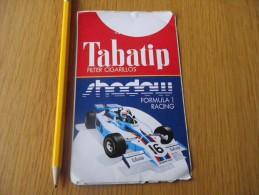 Autocollant - Automobile FORMULE 1 F1 - SHADOW - Cigarillos TABATIP - Automobile - F1