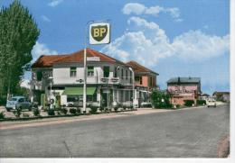 SAVIGLIANO (Cuneo) Albergo Ristorante Di Francesco RINALDI - Station BP - Italie