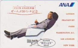 AIRPLANE - JAPAN-036 - ANA - AIRLINE - 110-011 - Vliegtuigen