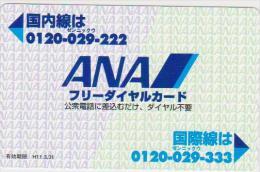 AIRPLANE - JAPAN-039 - ANA - AIRLINE - 110-00518 - Avions