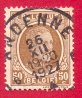 0203 (O)    Roi Albert L E - 1922-1927 Houyoux