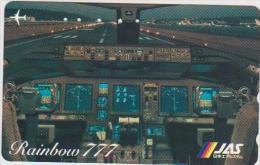 AIRPLANE - JAPAN-064 - JAS - AIRLINE - 110-016 - Avions
