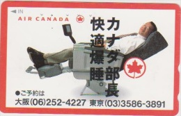 AIRPLANE - JAPAN-077 - AIR CANADA - AIRLINE - 110-011 - Avions