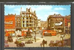 INGLATERRA, LONDRES, PICCADILLY CIRCUS, TARJETA POSTAL SIN CIRCULAR - Piccadilly Circus
