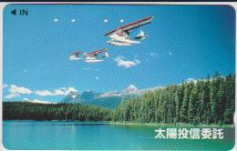 AIRPLANE - JAPAN-091 - AIRLINE - 110-011 - Airplanes