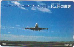 AIRPLANE - JAPAN-097 - AIRLINE - 110-011 - Avions