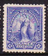 El Salvador 1896 Issues - 15c. Bright Violet - Mint - El Salvador
