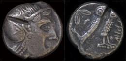 Mesopotamia Mazakes As Satrap AR Tetradrachm - Grecques