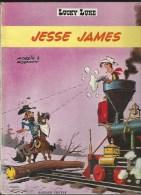LUCKY LUKE Jesse James 1972 - Livres, BD, Revues