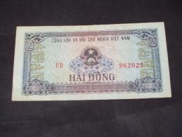 Vietnam Viet Nam 2 Dong EF Banknote / Billet 1980 -P#85 - Vietnam