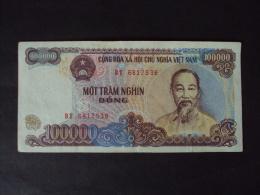 Vietnam Viet Nam 100000 Dong Faked Banknote / Billet 1994 -P#117 - For Collection - Vietnam