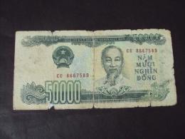 Vietnam Viet Nam 50000 Dong Faked Banknote / Billet 1994 -P#116 - For Collection - Vietnam