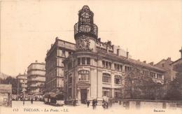 VAR  83  TOULON   LA POSTE - Toulon