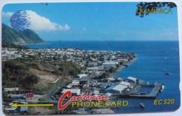 DOMINICA - GPT - 6CDMA - $20 - DOM-6A - Mint - Dominica