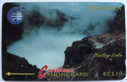 DOMINICA - GPT - 3CDMA - $10 - DOM-3A - Mint - Dominique