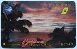 GRENADA - GPT - 3CGRB - $40 - GRE-3B - Mint - R
