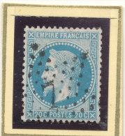 N°29 NUANCE ET OBLITERATION. - 1863-1870 Napoléon III Lauré