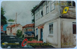 GRENADA - GPT - 4CGRD - $40 - GRE-4D - Mint - Grenada