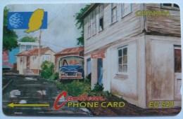 GRENADA - GPT - 5CGRC - $40 - GRE-5C - Mint - Grenada