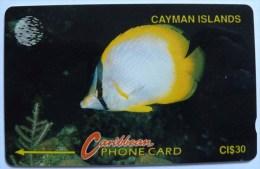 CAYMAN ISLANDS - GPT - 5CCIB - $30 - CAY-5B - Mint - Cayman Islands