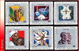 Rwanda 0378/83*Quinine  H