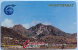 MONTSERRAT - 3CMTB- $20 - MON-3B - Mint