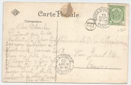 Etang   Tbre 56 Sans Bdl  Obl Vivier D'oie (Uccle)  (+350) - Linkebeek