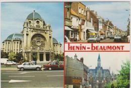 Pas  De  Calais :  HENIN   BEAUMONT  1986 - Henin-Beaumont
