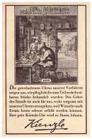 Original Werbung - 1941 - Kienzle , Uhrmacher , Uhren !!! - Antike Uhren