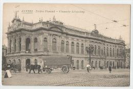 Anvers Théâtre Flamand Charettes  (neuve) - Antwerpen
