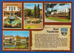 Deutschland; Bad Nauheim; Multivuekarte - Bad Nauheim