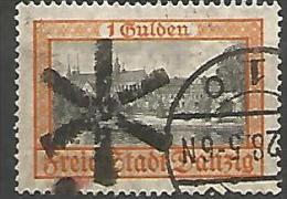 DANTZIG - YVERT N� 192 OBL TTB