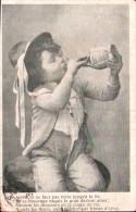 ARRETE IL NE FAUT PAS BOIRE JUSQU'A LA LIE..... ENFANT IVROGNE CIRCULEE 1905 - Scènes & Paysages